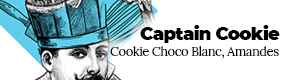 Captain Cookie E-Liquide Sense Insolite