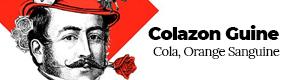 Colazon Guine E-Liquide Sense Insolite